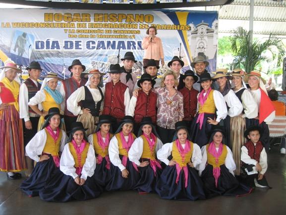 Día de Canarias en Venezuela